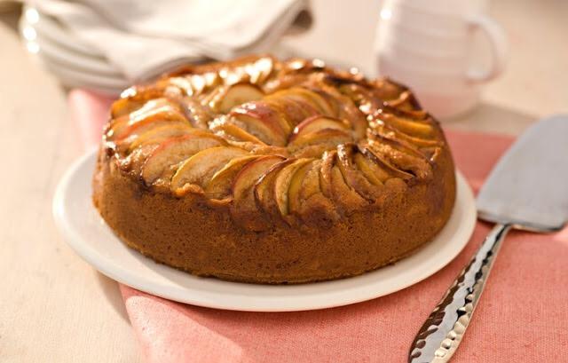 วิธีทำ] เค้กแอปเปิ้ลและอบเชย by ขนมชวนหิว